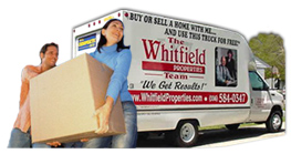 Free Truck with Whitfield